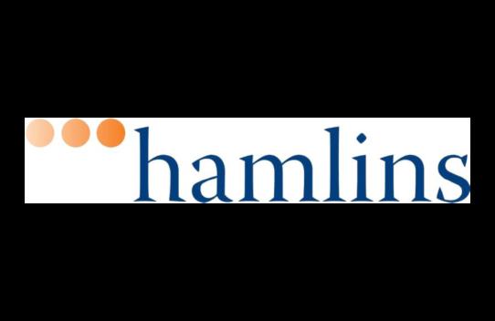 hamlins logo