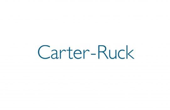 carter ruck logo