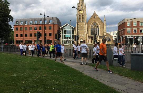 Guildford Legal Walk and Temple Legal Protection