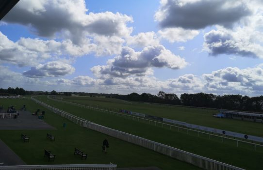 view overlooking bath racecourse 2